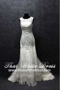 silver-wedding-gown-1305w002-aline-illusion-lace-cap-a