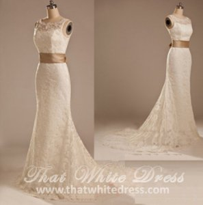 silver-wedding-gown-1305w006-column-illusion-lace-champagne-belt-a