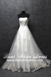 silver-wedding-gown-1401w020-mr-a-line-lace-heart-high-waist