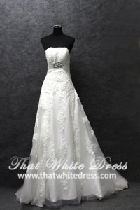 silver-wedding-gown-1401w022-mr-a-line-lace-long-waist-crystal-bust