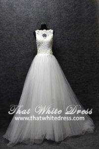 silver-wedding-gown-1401w023-mr-illusioned-lace-neckline-princess