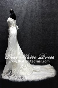 silver-wedding-gown-1401w03-trumpet-hand-embroidered-lace-heart-shape-tube