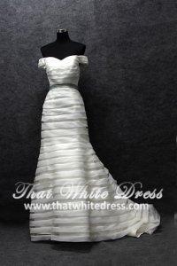 silver-wedding-gown-1401w13-off-shoulder-tiered